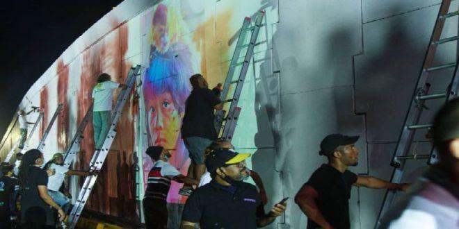 Venezuela está lista para segunda fase de Muralismo Nacional