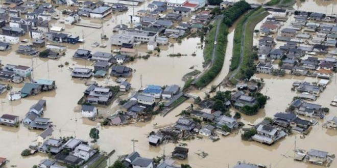 Al menos seis muertos dejan fuertes lluvias en Japón