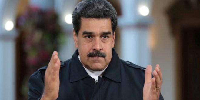 Presidente Maduro agradece al Papa Francisco por sus expresiones de solidaridad con el pueblo de Venezuela