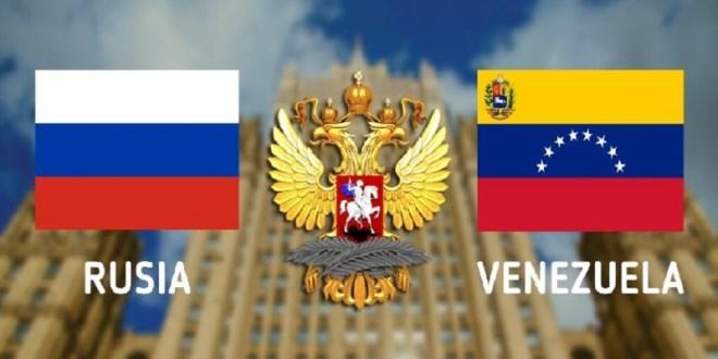 Federación de Rusia reafirma respeto a principios de soberanía y no injerencia en asuntos internos de Venezuela
