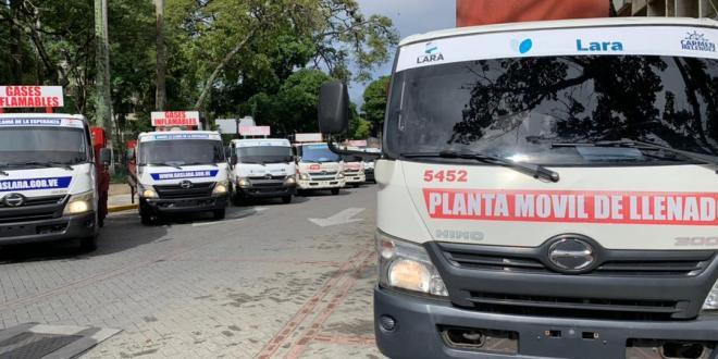 En la parroquia Concepción: 78 comunidades beneficiadas con cilindros de gas doméstico
