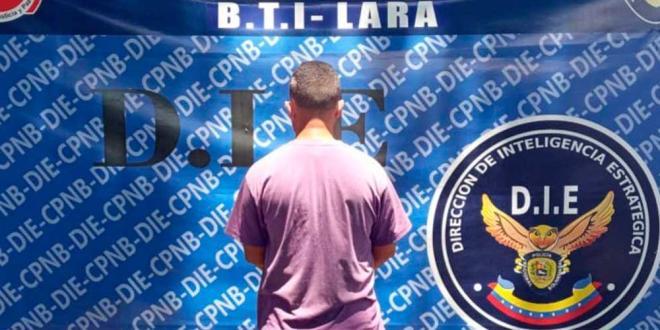 En Barquisimeto fue detenido un sujeto por presuntamente abusar sexualmente de una niña de 10 años