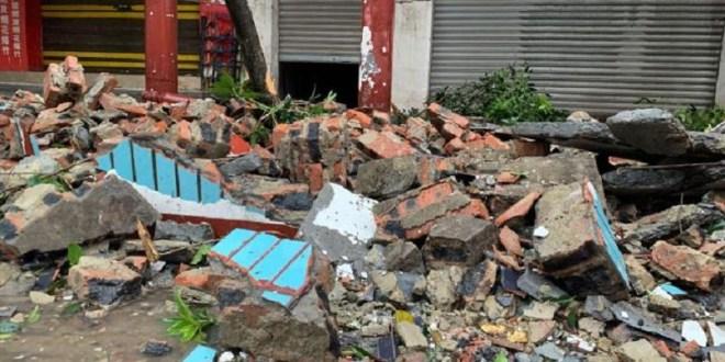 Terremoto de magnitud 6.0 sacude China y deja al menos 3 muertos y 60 heridos