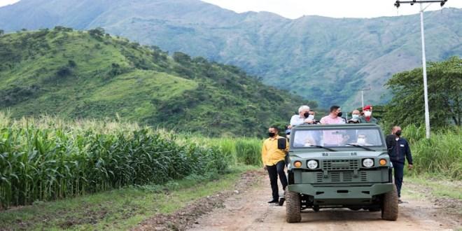 Unidad de Producción Agrícola Cacique Yare de AgroFANB es parte de la economía real ante el bloqueo