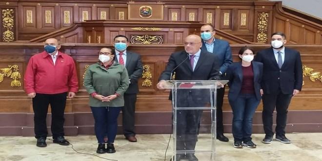 Venezuela incorpora a delegación oficial del diálogo en México al diplomático secuestrado en Cabo Verde, Alex Saab