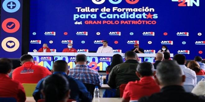 PARA EL 21N: PSUV y candidaturas del GPP lanzarán App 10millonesVenezuela para campaña electoral