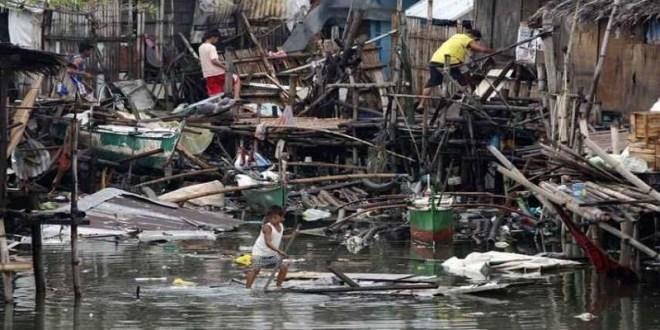 En Filipinas el tifón Conson deja más de 12 mil afectados