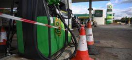 Reino Unido sufre escasez de combustible por falta de conductores