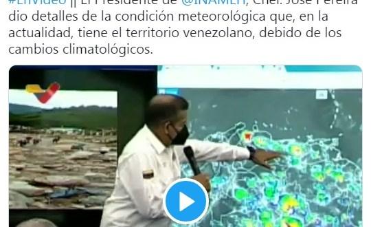 PROBABLES TORMENTAS ELÉCTRICAS / Onda Tropical 43 llegará a Venezuela en las próximas horas