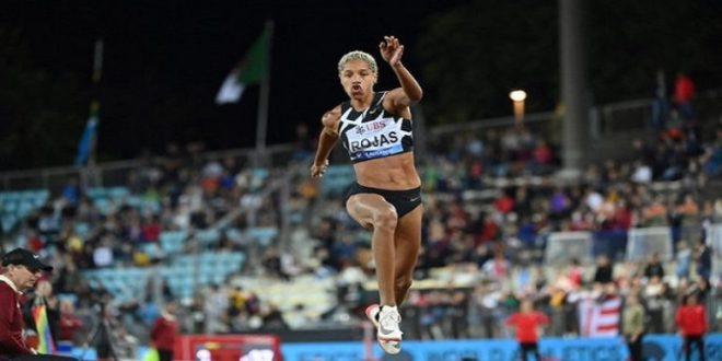 Yulimar Rojas espera participar en dos pruebas de atletismo en los JJOO París 2024