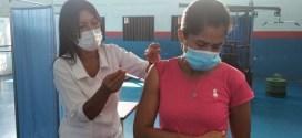 ESTA SEMANA EN LARA / Relizada jornada de vacunación estudiantil en Barquisimeto