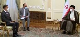 Venezuela e Irán se reúnen para defender el multilateralismo y la cooperación para el desarrollo entre ambas naciones