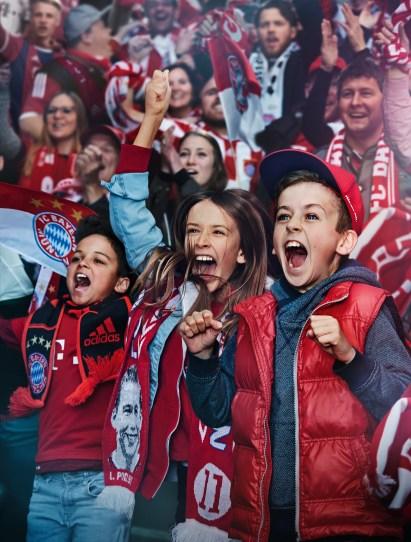 Siemens partner platino FC Bayern