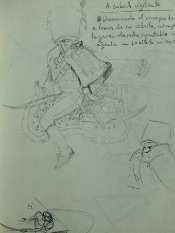 Lefebvre a caballo 1