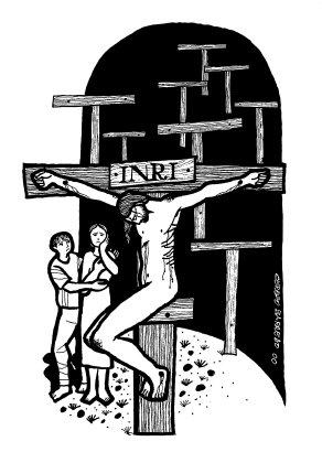 Evangelio segúnto según san Juan (18,1–19,42), del viernes, 25 de marzo de 2016