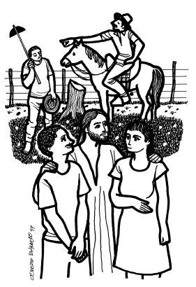 Evangelio según san Juan (15,9-17), del domingo, 6 de mayo de 2018