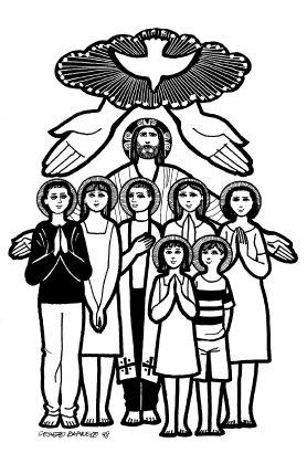 Evangelio según san Mateo (5,1-12), del sábado, 1 de noviembre de 2014