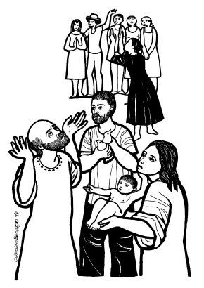 Evangelio según san Lucas (2,22-40), del martes, 2 de febrero de 2016