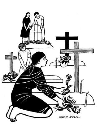 Evangelio según san Juan (14,1-6), del domingo, 2 de noviembre de 2014