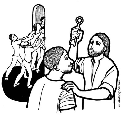 Evangelio según san Lucas (13,22-30), del domingo, 21 de agosto de 2016