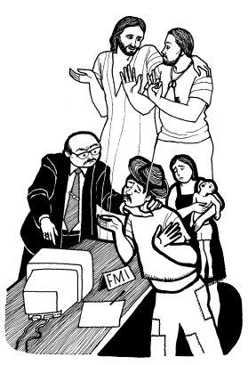 Evangelio según san Mateo (18,21-35), del domingo, 17 de septiembre de 2017
