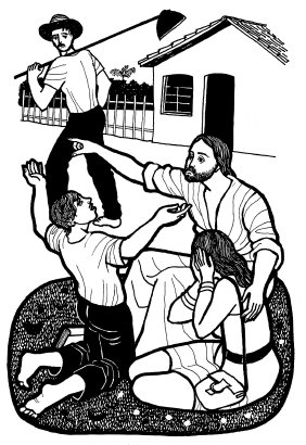 Evangelio según san Mateo (21,28-32), del domingo, 1 de octubre de 2017