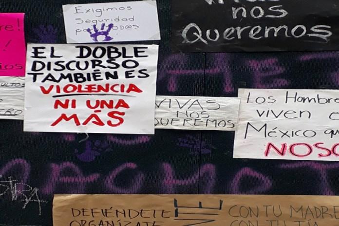 Protesta Mara