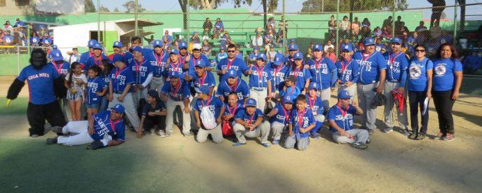 Beisbol Olimpiadas Especiales 62