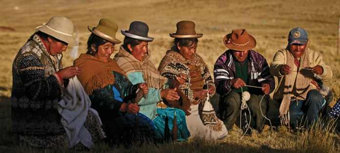 Mujeres indígenas de Perú
