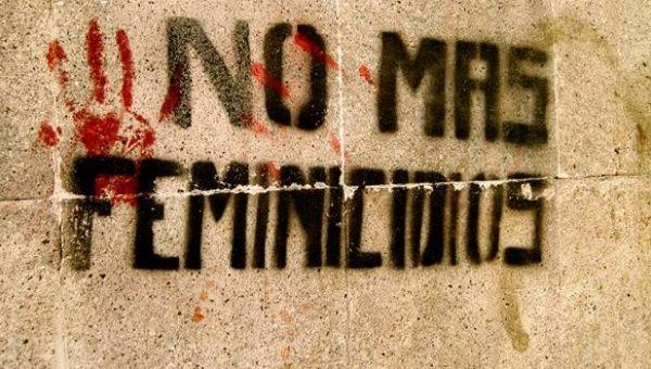 No más feminicidios