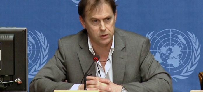 Rupert Colville ONU