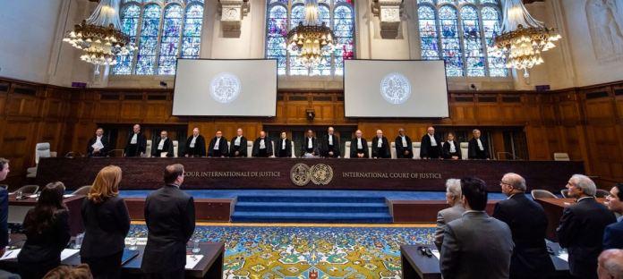 Corte Internacional ONU