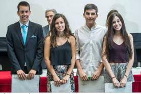 premio estraordinario de la comunidad de Madrid