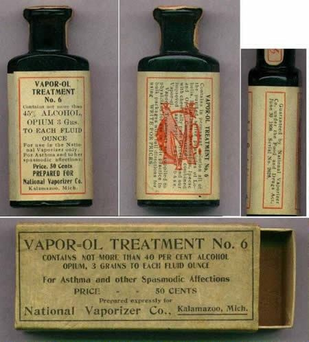 Opium pt astm
