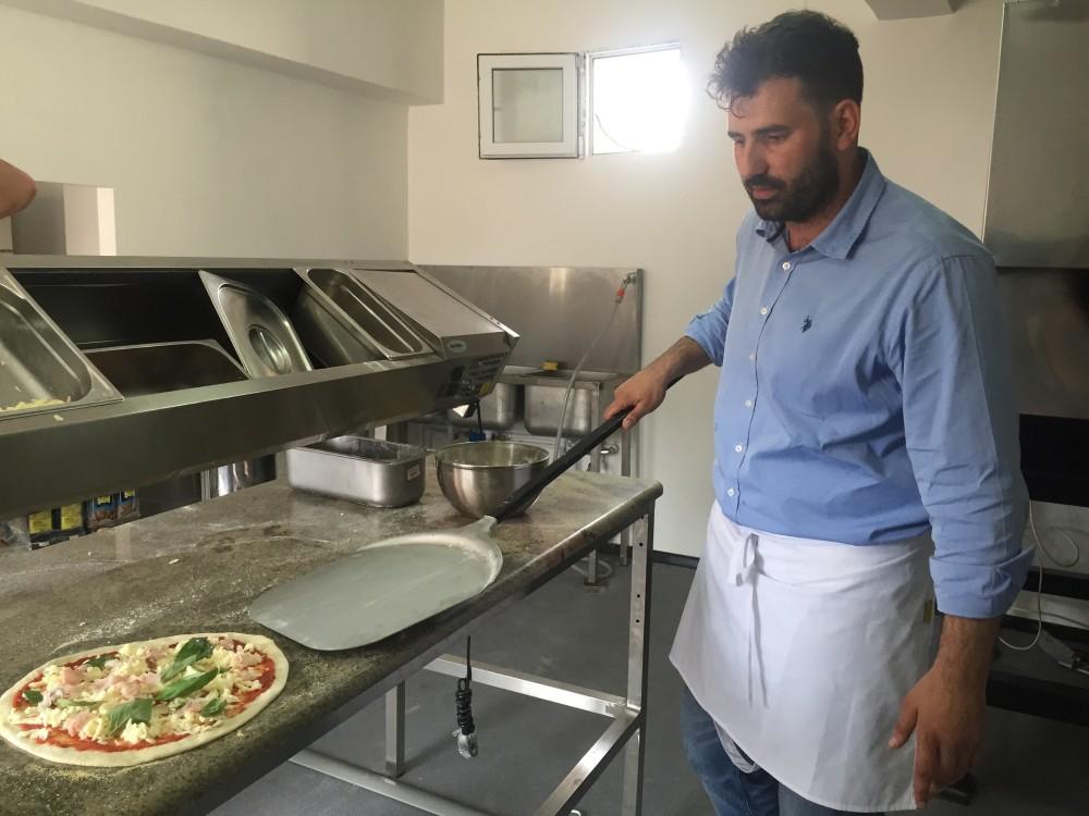 Adi Hadean - Artizan Pizza