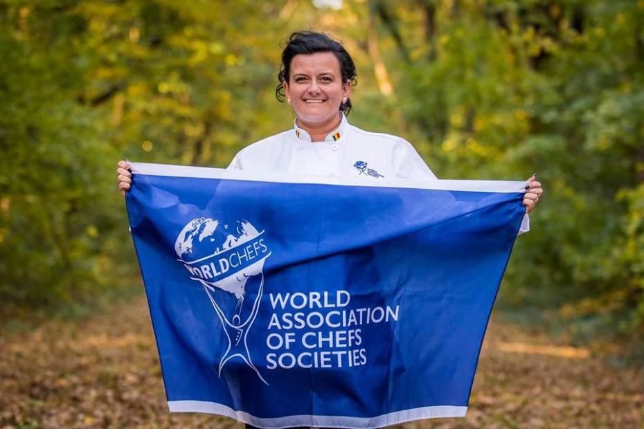 Președinte ACEEA, Dr. Iulia Drăguț - membru în Comitetul Mondial pentru Conservarea Patrimoniului Cultural Culinar din cadrul Worldchefs