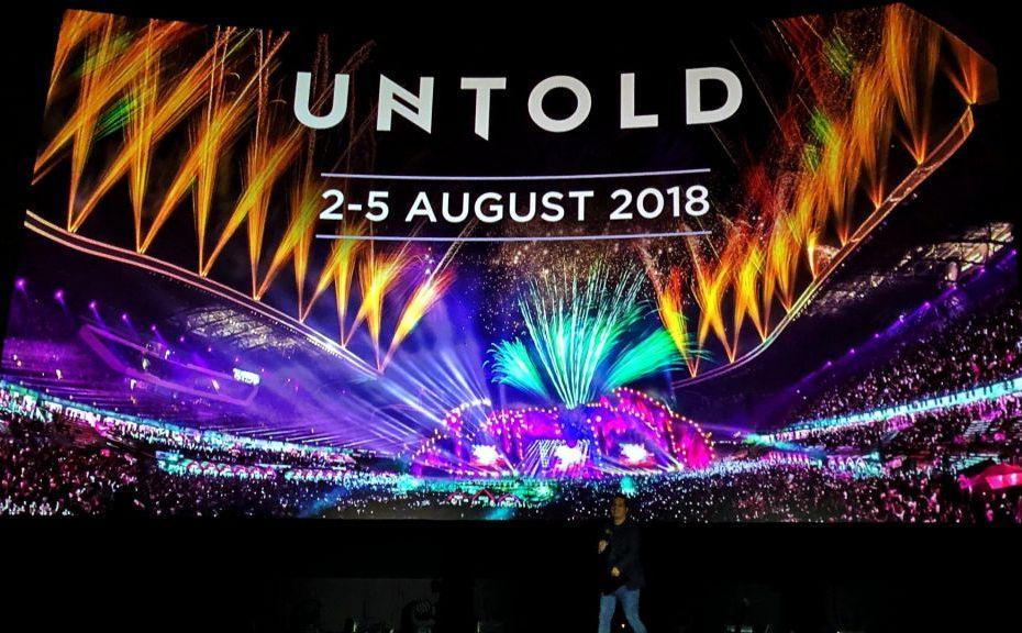 UNTOLD 2018