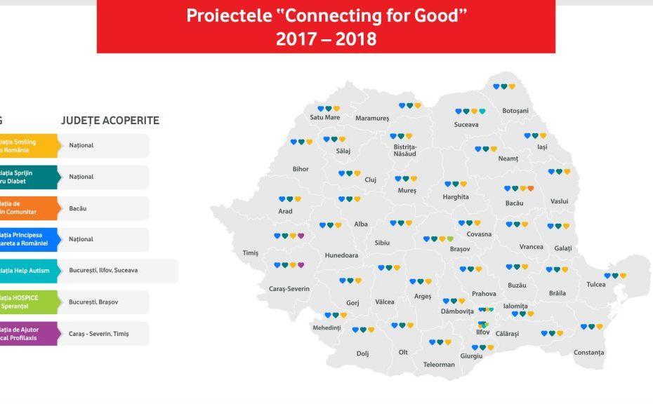 Harta C4G