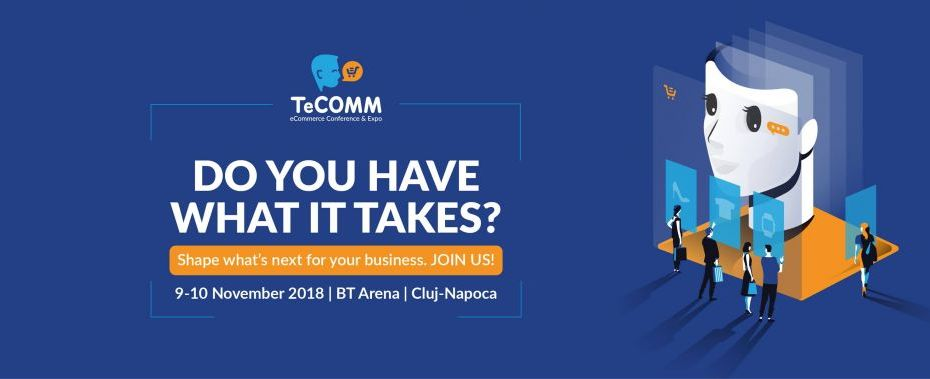 TeCOMM Cluj 2018