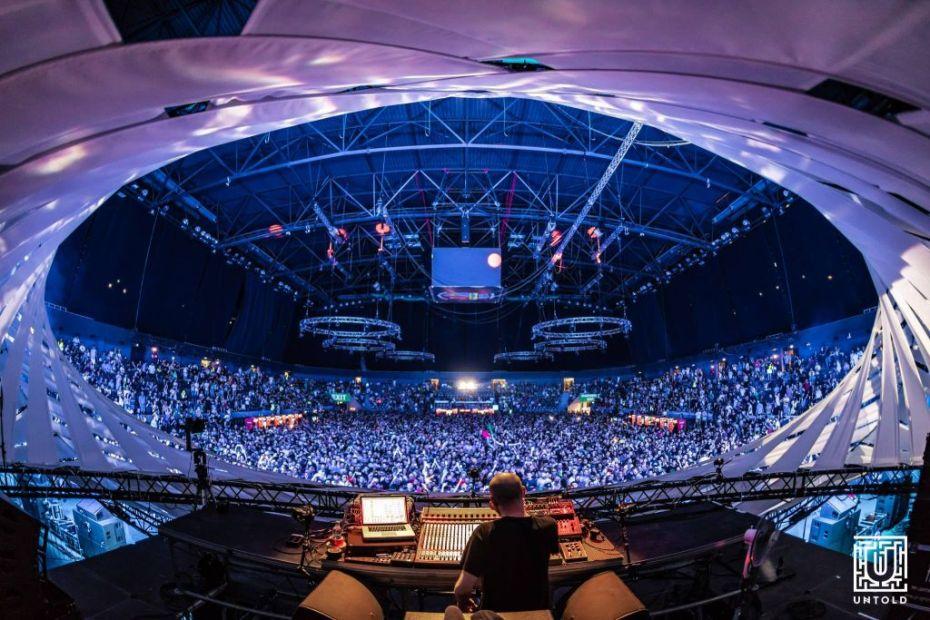 UNTOLD 2018 - Galaxy Stage
