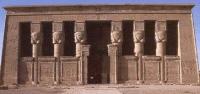 معبد حتحور فى دندرة