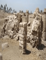 بقايا معبد الملك نيرون