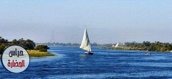 نهر النيل والفيضان وفلسفة الحياة