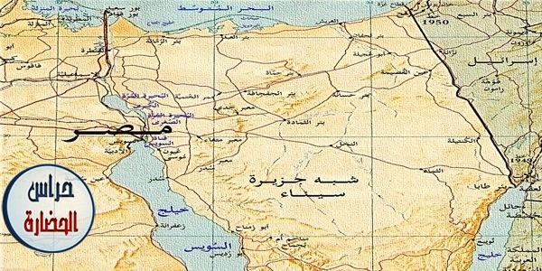 جغرافية وحدود مصر التاريخية منذ أقدم العصور وحتى الآن بحث كامل بالصور والخرائط