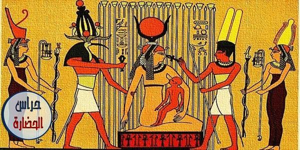 مكانة الأم والاحتفال بها في مصر القديمة