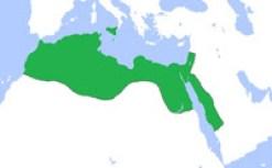 حدود مصر في عهد الدولة الفاطمية