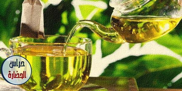فوائد الشاى الأخضر الصحية وعلاج الأمراض