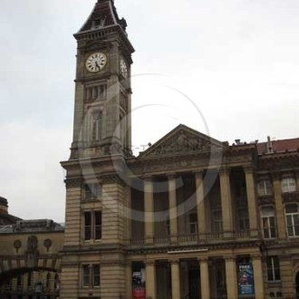 Birmingham Council House Clock