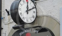 Blackhall Yard, Kendal. Cumbria
