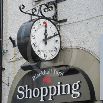 Blackhall Yard, Kendal. Cumbria